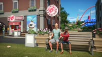 Planet Coaster Ghostbusters Reveal Trailer - Video