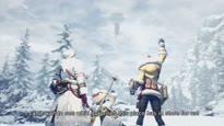 Monster Hunter World: Iceborne A Tour with the Handler Trailer - Video